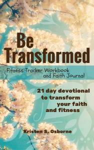 Be Transformed Workbook Cover