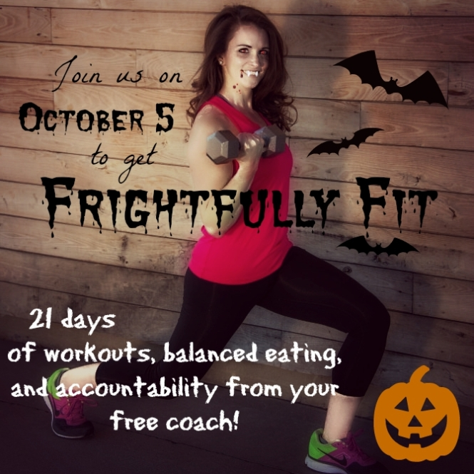 Frightfully Fit October Challenge Group