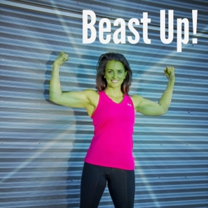 Beast Up Ad